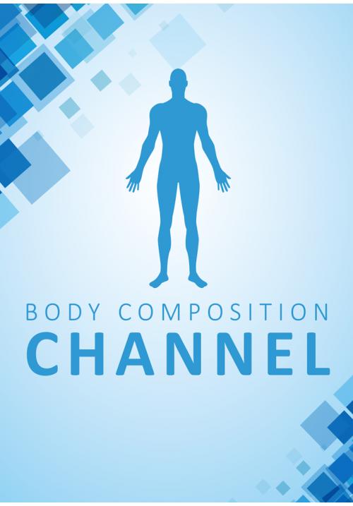 BODY COMPOSITION CHANNEL ABBONAMENTO 12 MESI